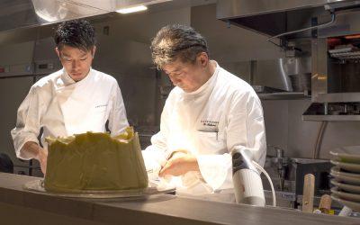 銀座:Restaurant L'affinage