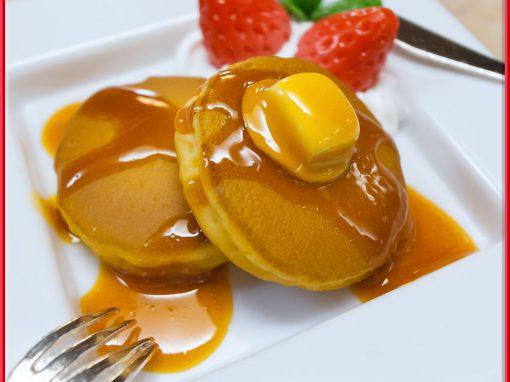 メイプル・ホットケーキ -Maplesyrup Pancake-