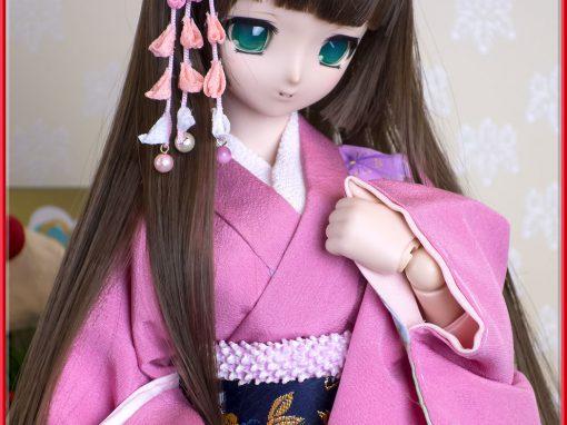 ROSEPINK 裾引き蝶結び -ROSEPINK ChohMusubi-