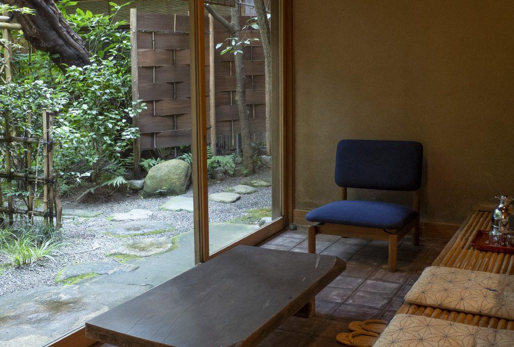 京都:俵屋旅館【翠】