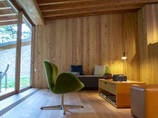 Restaurant μ (ART BIOTOP Suite Villa)2020-08-22