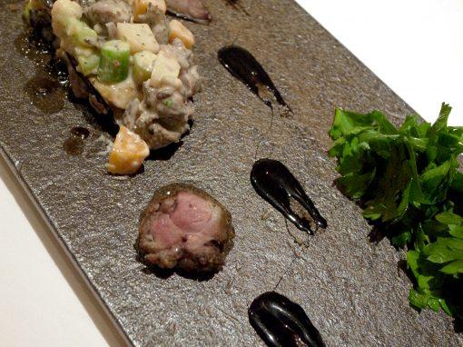 Restaurant HIROMICHI 2012-11-23